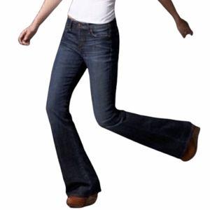 Joe's Jean's Wide Leg Muse in Reed - Women's